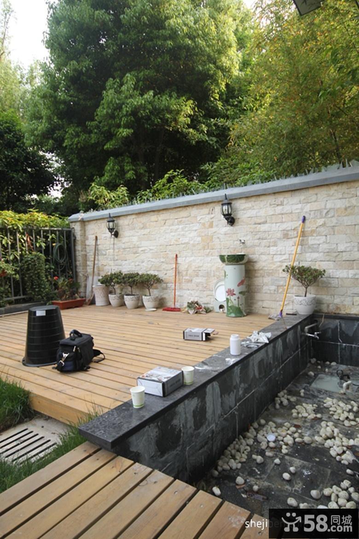 小阳台贴瓷砖装修效果图