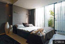 现代简装卧室设计效果图欣赏