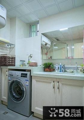 宜家风格家庭装修卫生间设计