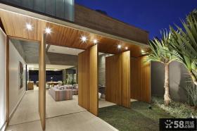 私人别墅别致的阳台装修效果图大全2012图片