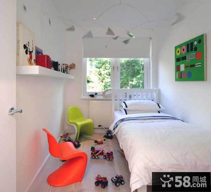 6平米小空间儿童房装修效果图