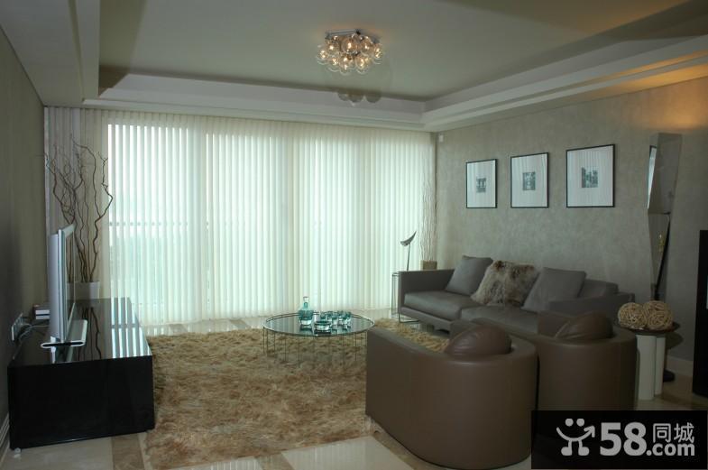 简单装修客厅效果图片
