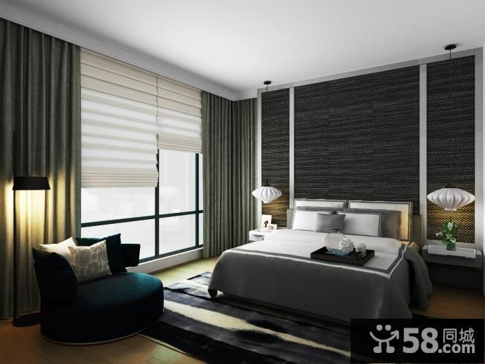 欧式装修卧室灯图片欣赏