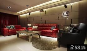 最新新古典风格三居装饰设计图片