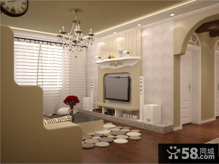 卧室壁纸装修效果图欣赏