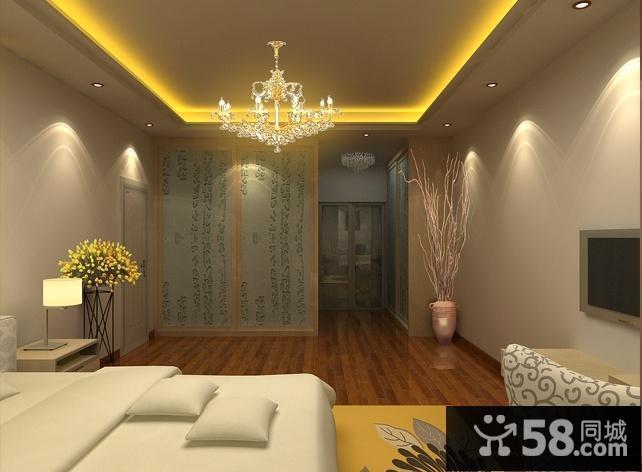 小型复式楼客厅装修效果图