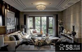 奢华的享受欧式装修效果图客厅图片