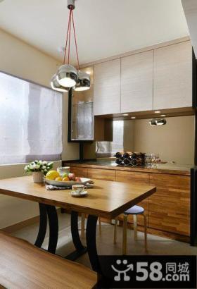 现代家装三居室图欣赏