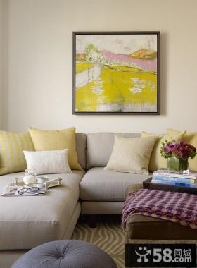 客厅沙发装修效果图欣赏