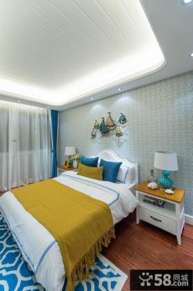 98平米二居室房屋室内装修效果图大全