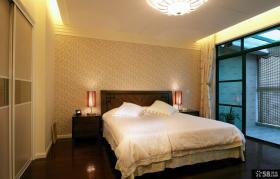 中式卧室装潢大全