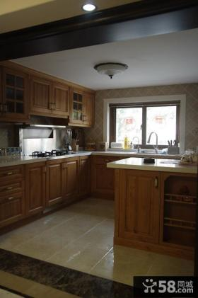 装修效果图欧式风格厨房