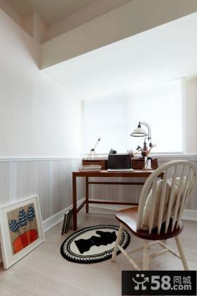 极简主义时尚两室两厅设计图