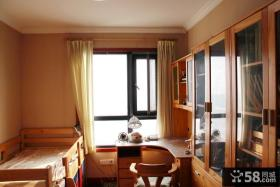小面积儿童房装修实景图