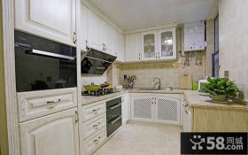 浪漫简欧厨房设计大全