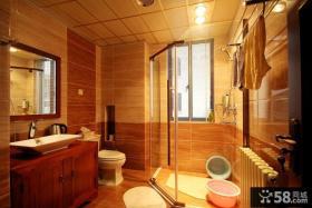 现代整体卫生间装潢