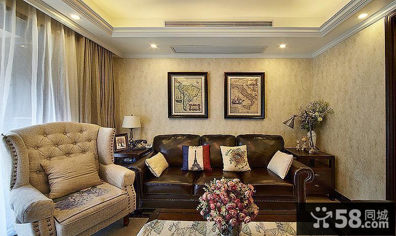 电视背景墙设计效果图简约现代