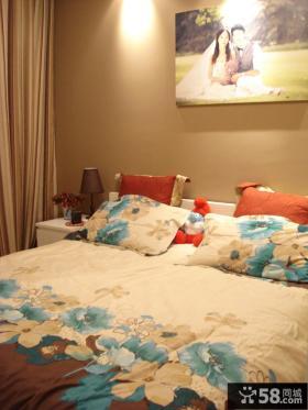 婚房主卧室照片装饰效果图