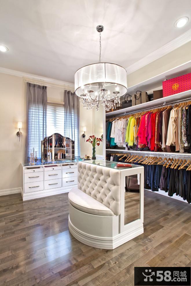 衣柜设计效果图卧室