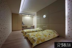 时尚最新家居12平米儿童房