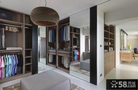 美式二居室装修