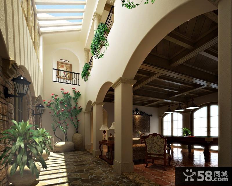 客厅和餐厅的设计