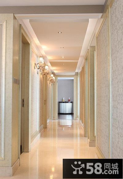 客厅新中式背景墙
