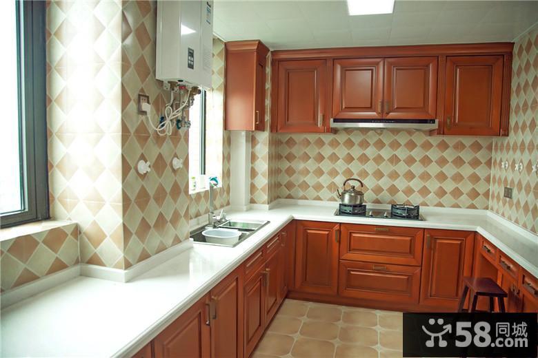欧式古典风格厨房