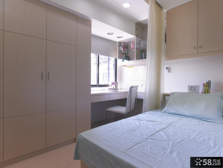 地中海风格卧室壁纸