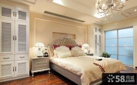 甜美欧式卧室设计装饰