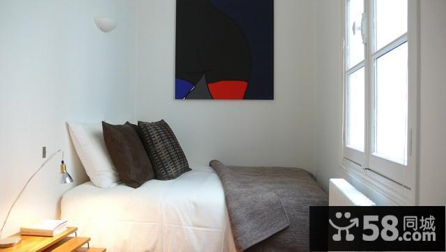 小户型客厅卧室