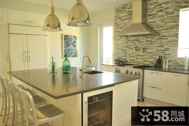 地中海风格装修图片厨房