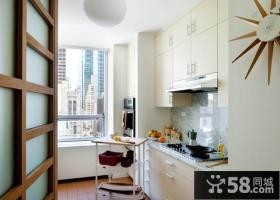 6万打造二居现代风格客厅装修效果图大全2014图片