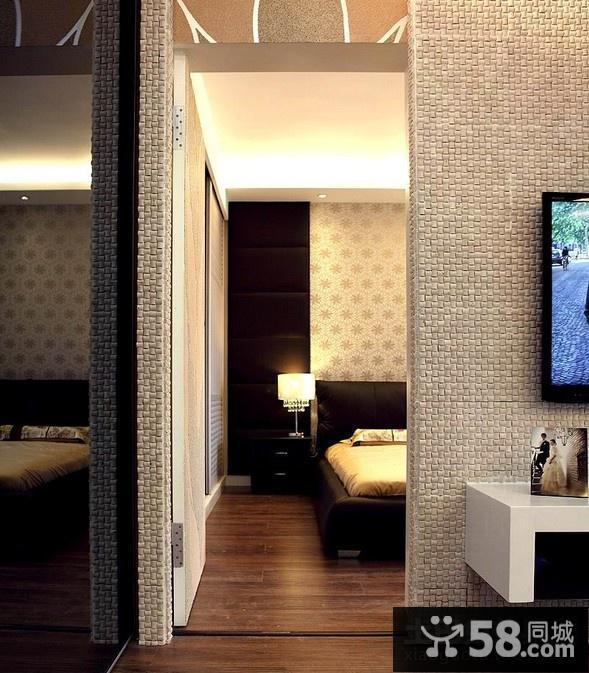 电视机软包背景墙