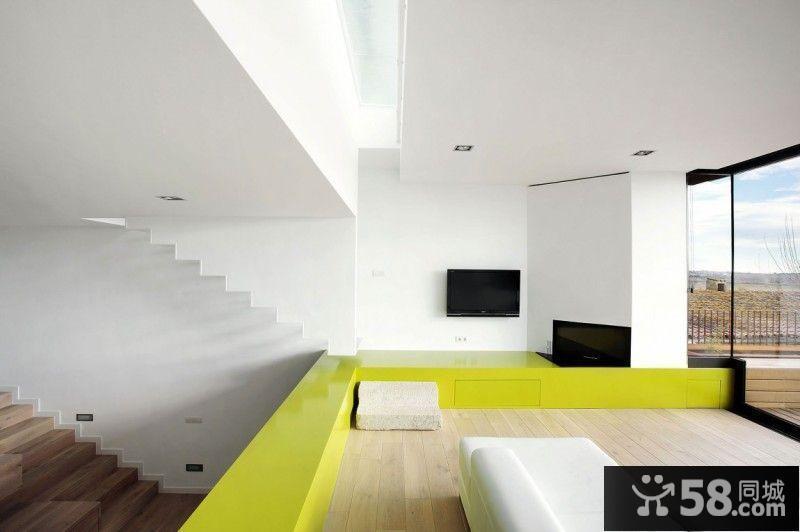 两室两厅现代简约装修