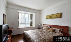 美式现代卧室设计效果图片