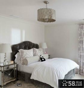 105平米欧式卧室装修效果图大全2014图片