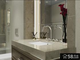时尚卫生间洗手盆图片大全