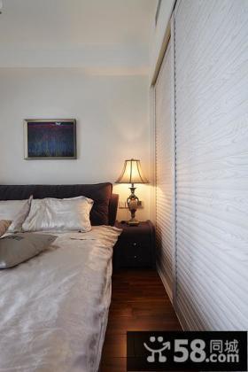 现代风格简约一居室装修效果图