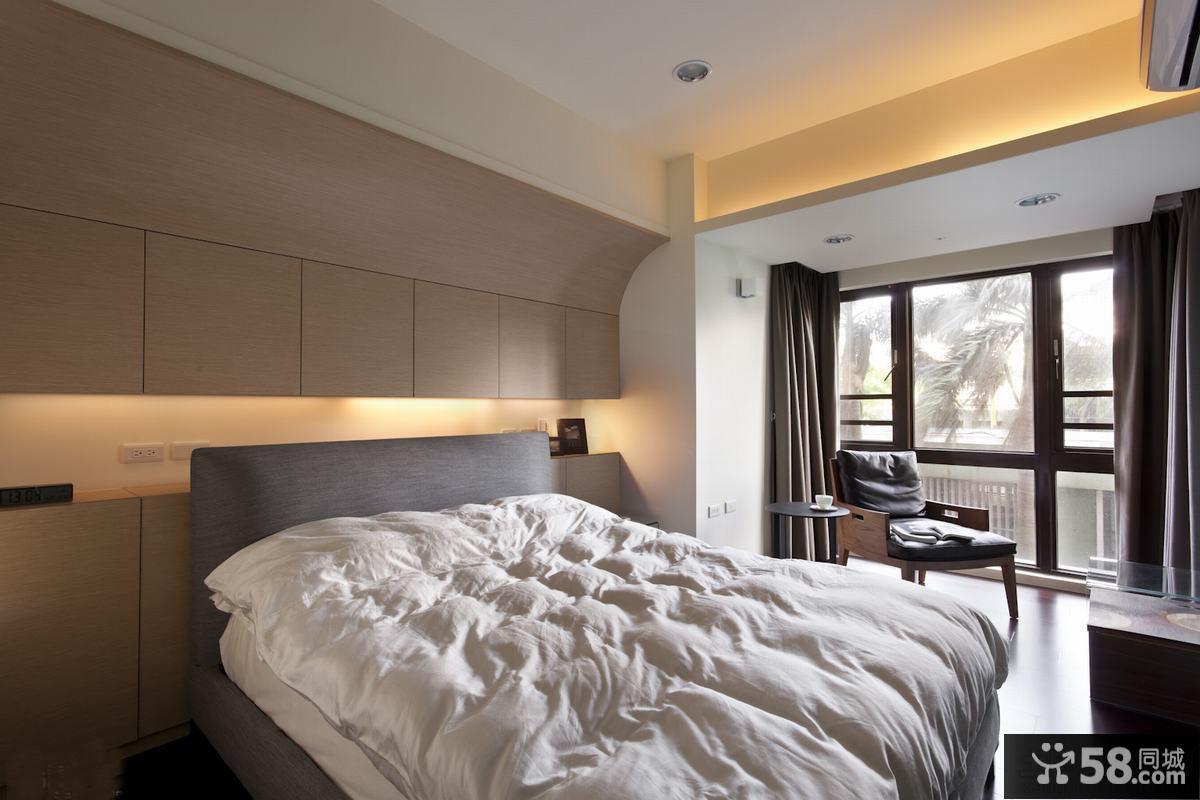 2014现代卧室设计图片大全欣赏