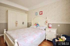 最新家装风格儿童房装修效果图