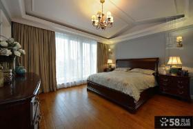 美式家装卧室设计图