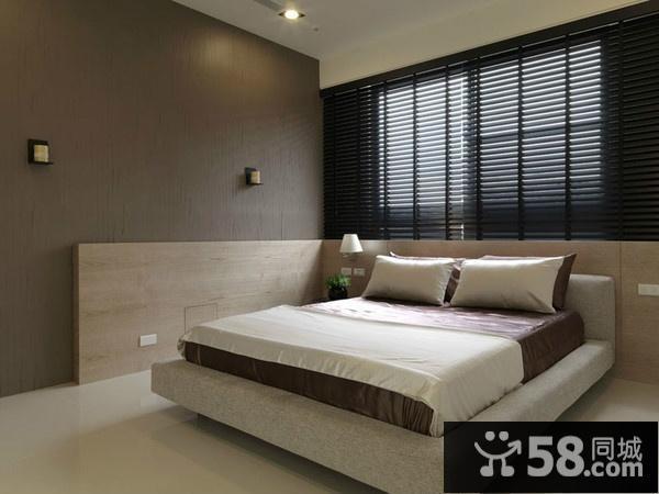 卧室壁纸床头