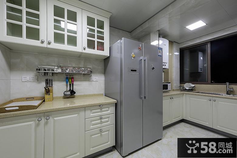 开放式厨房客厅装修