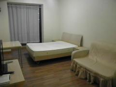 天目西路绿地海悦酒店 1室1厅56平米 精装修 押一付三