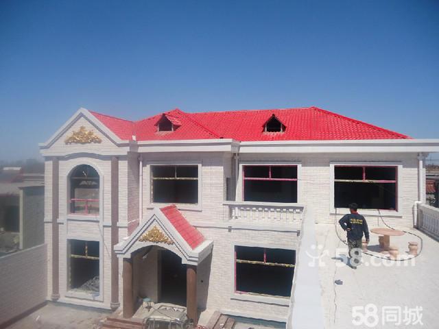 小型别墅房顶设计图_小型别墅房顶设计图设计
