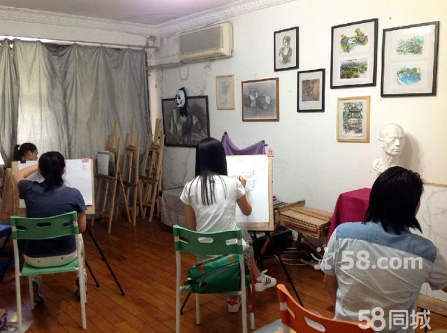 深圳星期天画室,成人,上班族学画画