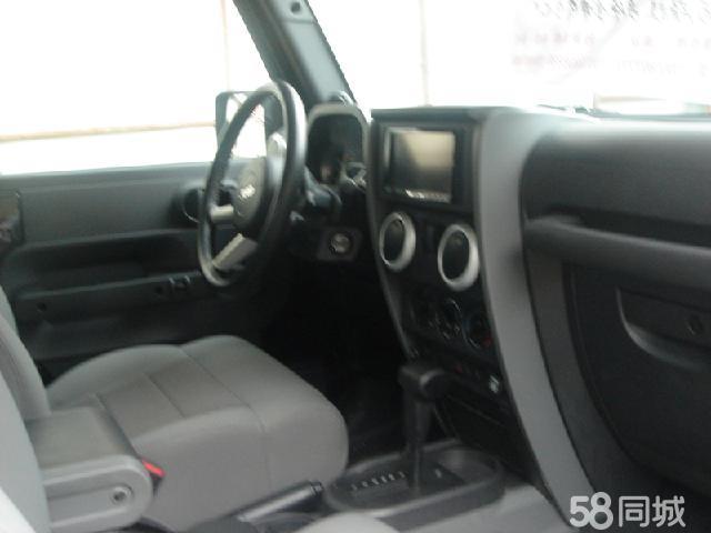 二手吉普jeep牧马人2009款 3.8两门版 rubicon 罗宾汉 36.5高清图片