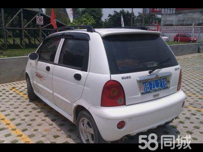 二手奇瑞QQ32006款 1.1 手动标准型 2.9万元 柳州酷车网高清图片