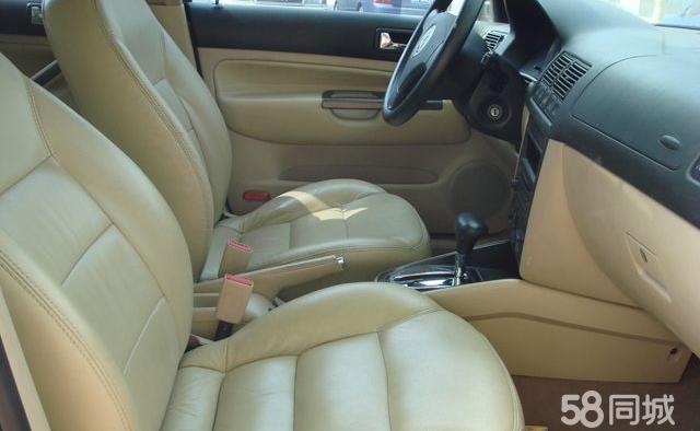 二手大众高尔夫2005款 1.8 自动舒适型 9.2万元高清图片